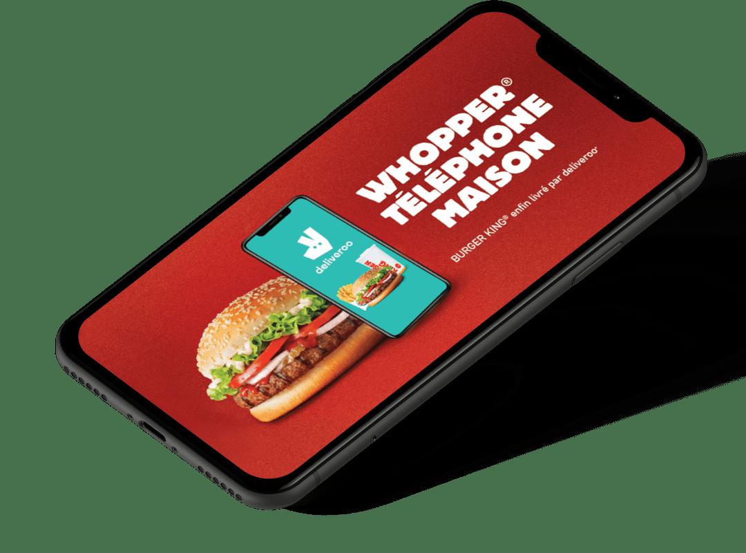 Création Burger King