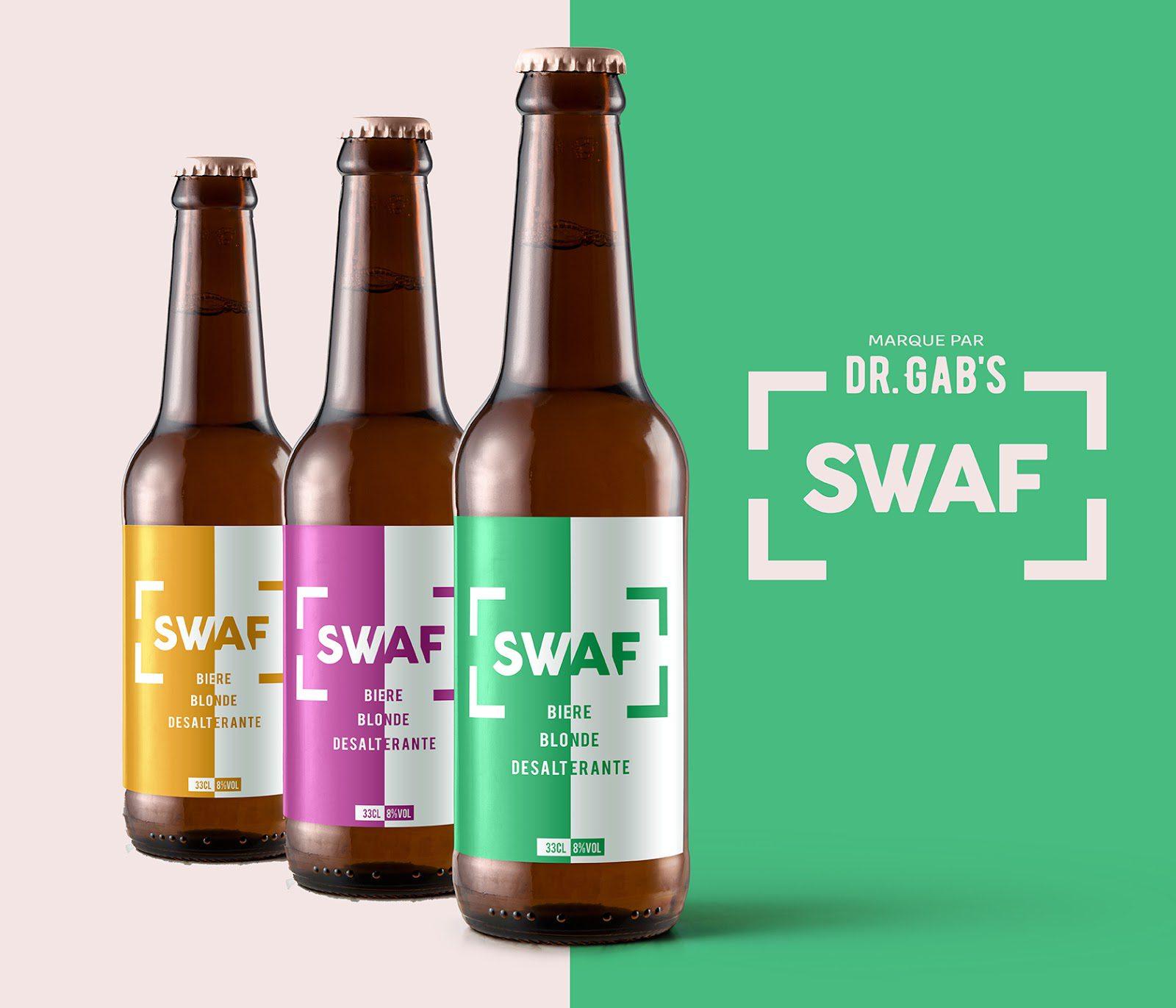 Création étiquettes SWAF