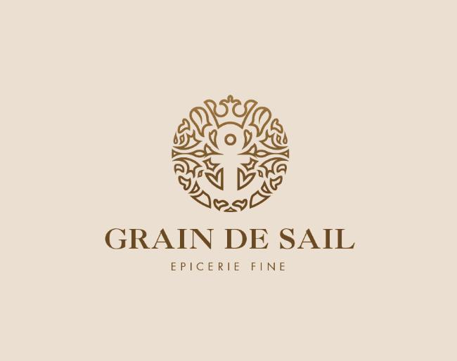 identité visuelle Grain de Sail