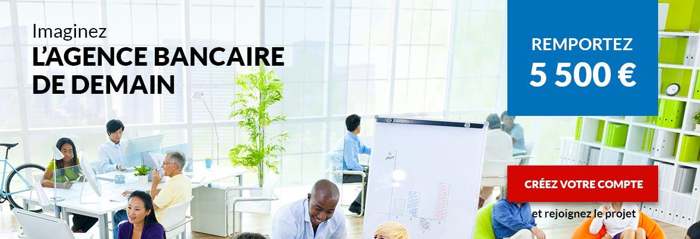 [INÉDIT] Créez l'agence bancaire du futur