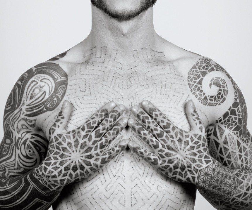 Le tatouage graphique : Du talent au bout de l'aiguille