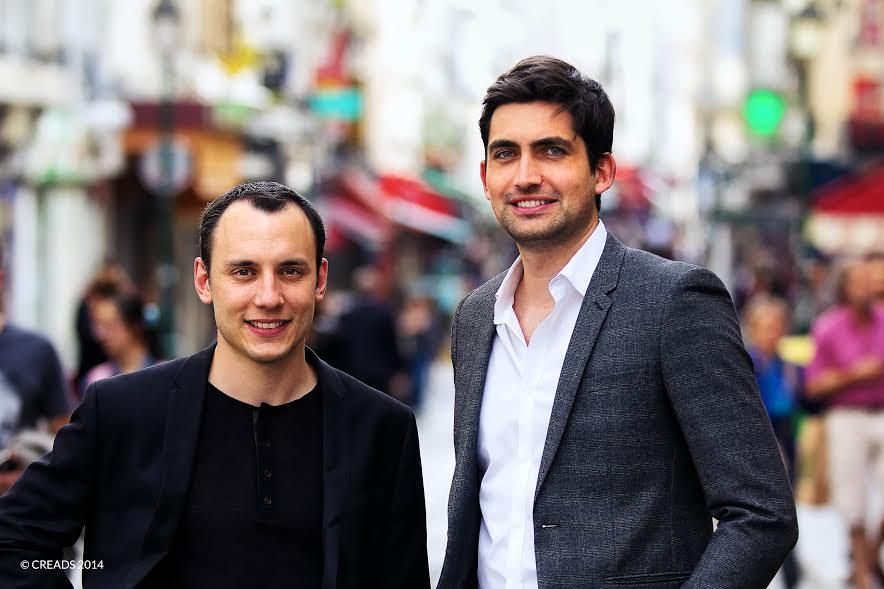 Julien Mechin et Ronan Pelloux