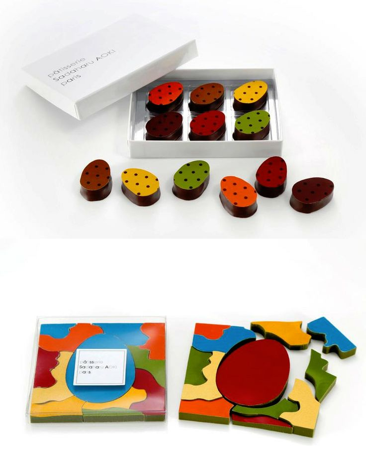 packaging oeuf de paques
