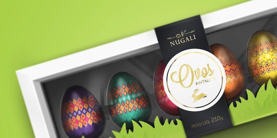 packagings créatifs pour Pâques