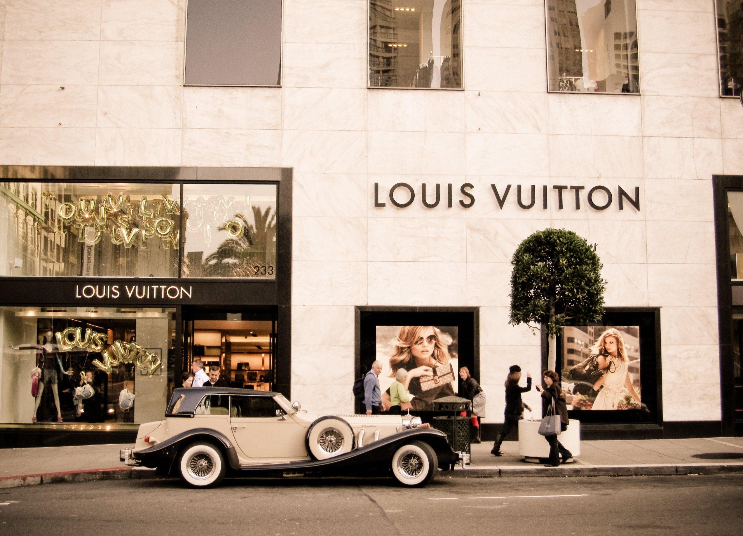 Louis Vuitton change ses packagings !