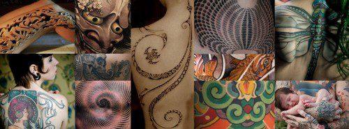 Create your tatoo