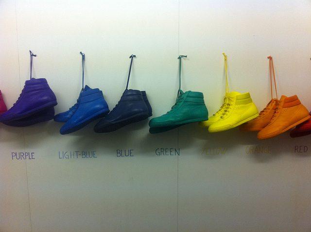 Aliveshoes vous permet de créer votre propre marque de chaussures !