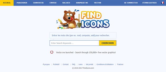 sites d'icônes gratuites