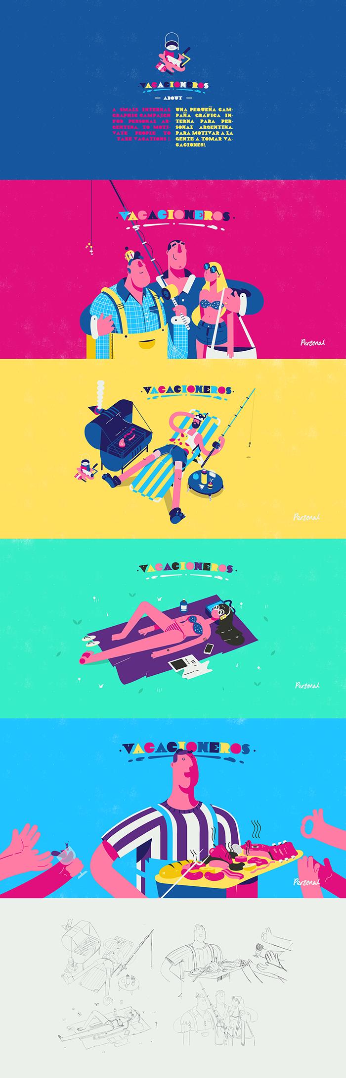 créations estivales