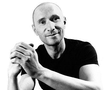 Portrait de Philippe Apeloig, typographe et designer français