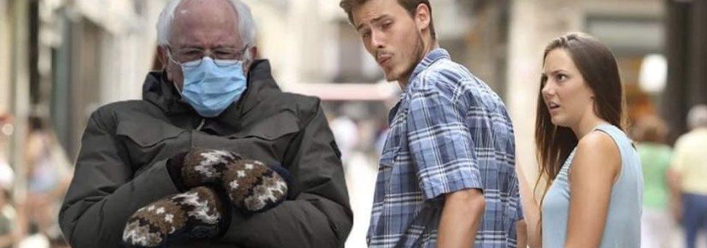 Les meilleurs détournements de Bernie Sanders