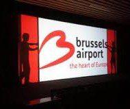 Brussel Airport nous présente son nouveau logo.