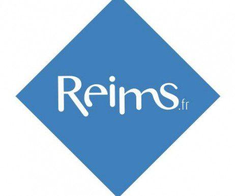 Le nouveau logo de la ville de Reims