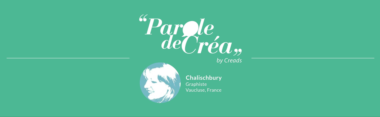 Paroles de créa - Découvrez l'interview de Chalisbury