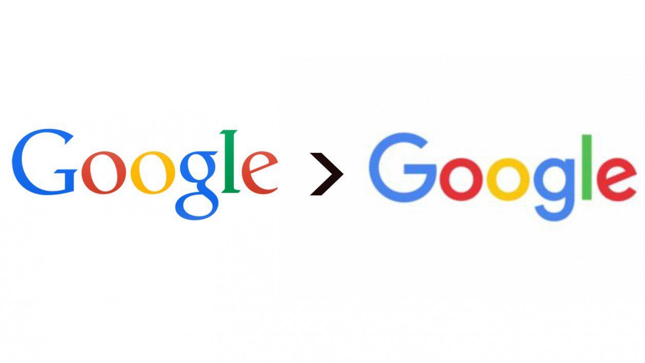 Google change son logo !