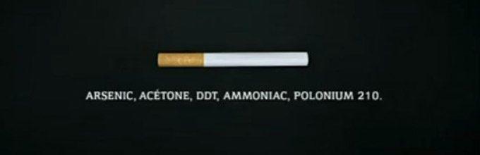 Campagne anti tabac : Ne vous faites pas rouler par la cigarette !