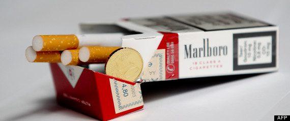 Des photos chocs sur les paquets de cigarettes ?