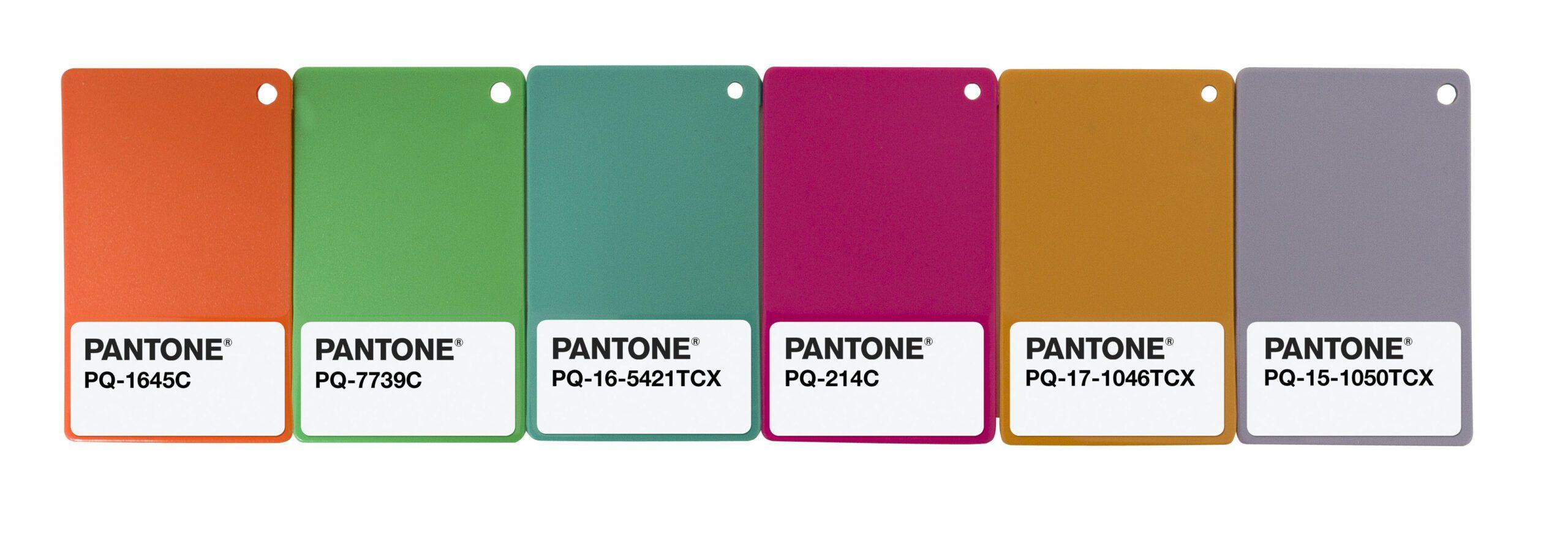 Les couleurs Pantone, Automne-Hiver 2015-2016