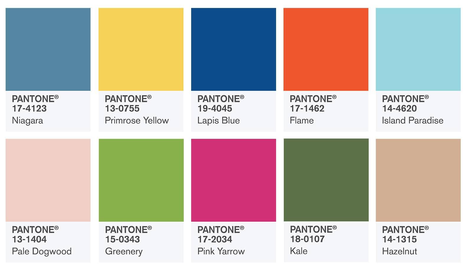bien choisir les couleurs à utiliser