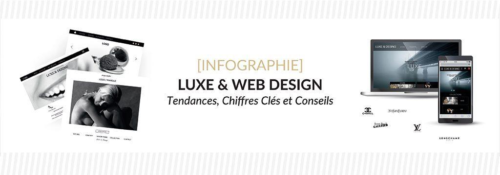 [INFOGRAPHIE] Luxe & WebDesign : Tendances, chiffres clés et conseils
