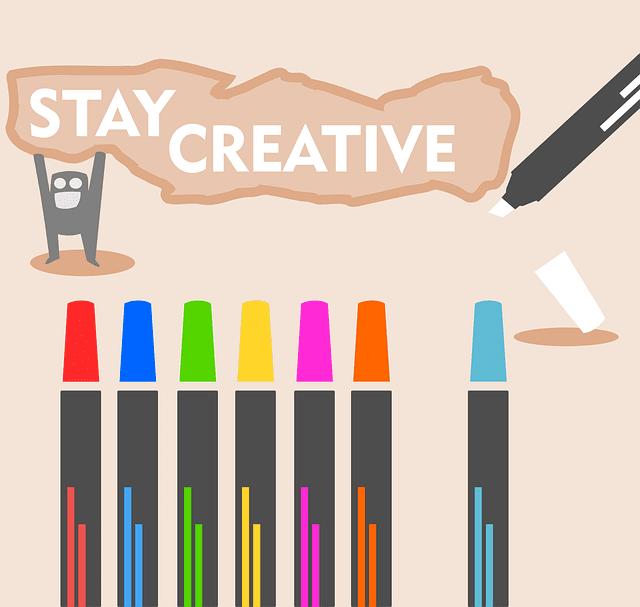 créer un flyer design