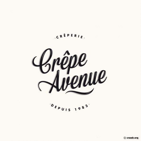 logo Crêpe Avenue
