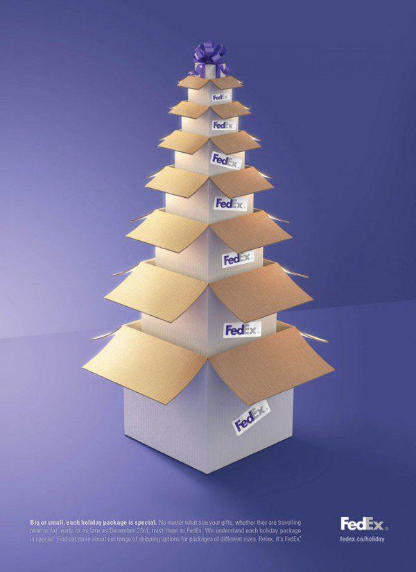 Top 10 des campagnes publicitaires créatives pour Noël