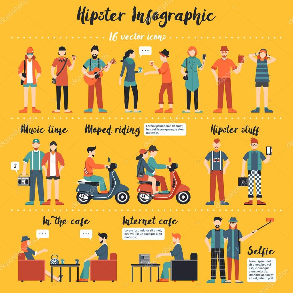 exemple infographie design agence creads
