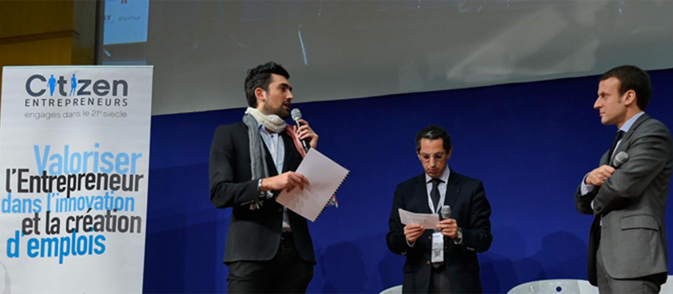 Ronan Pelloux représentera l'innovation disruptive au G20