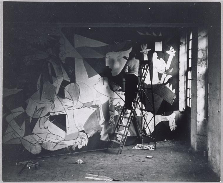 Guernica, le tableau de Picasso en 3D