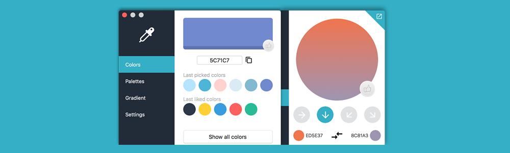 Top 10 des outils pour choisir des harmonies de couleurs