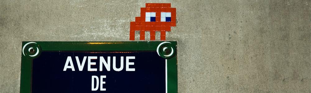 Talent à Suivre : Qui est Invader, le hacker qui pixélise l'espace public ?