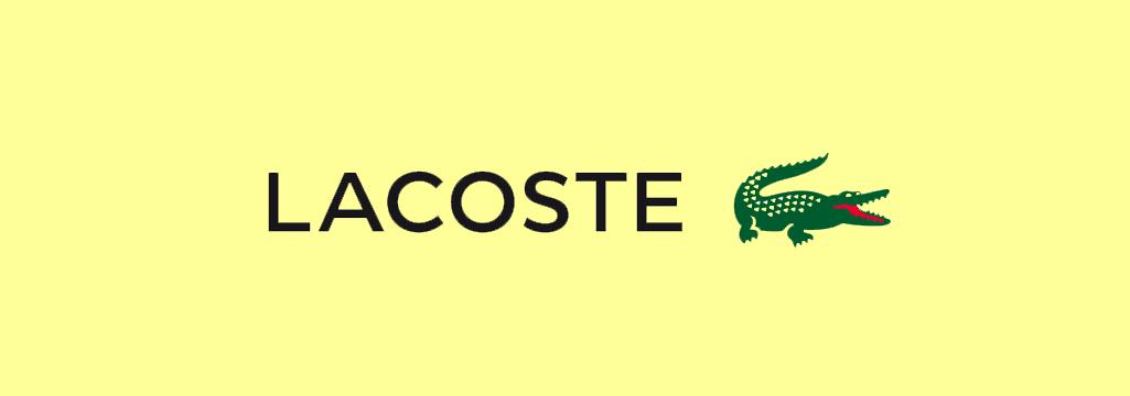 logo lacoste agence CREADS
