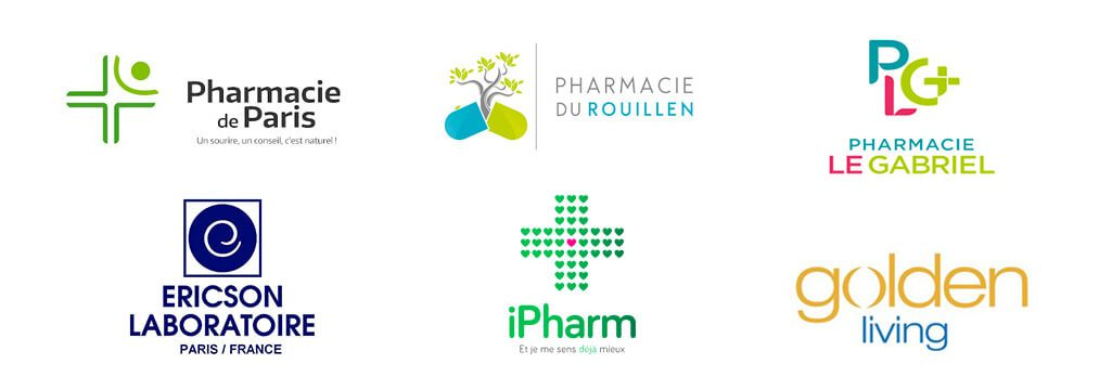 header logo pharmacie agence creads
