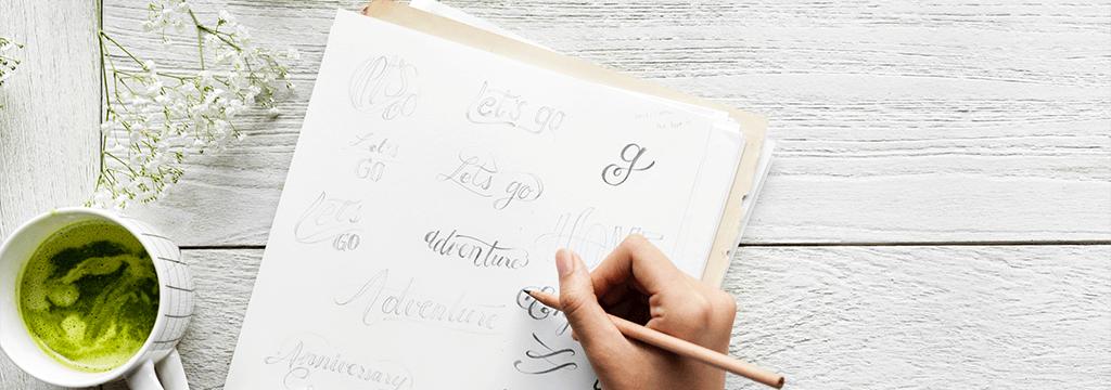 Typographie logo : comment faire le bon choix ?