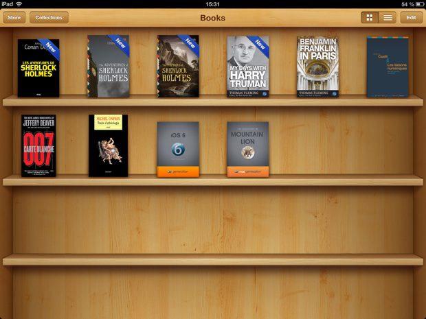 iBooks-Apple-skeuomorphisme