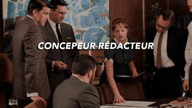 Pourquoi travailler avec un Concepteur-rédacteur (CR) ?