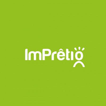 logo ImPrêtio : courtage de prêts immobiliers