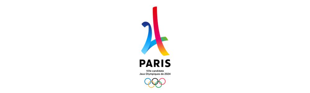 Paris tout en couleurs pour les JO 2024 !