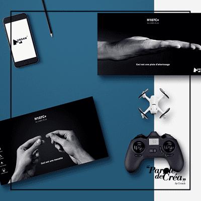 Packaging Hubsan by Kura