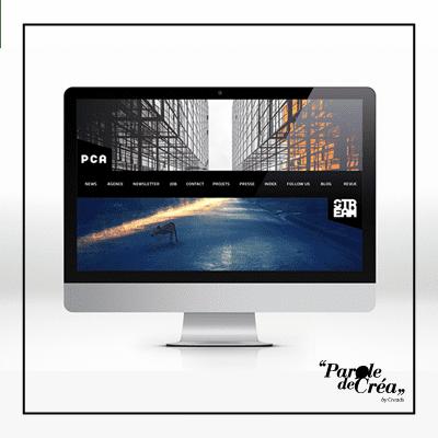 Design pour PCA STREAM by Kura