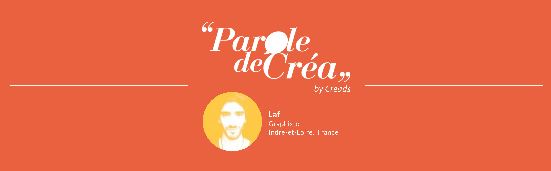 Paroles de Créa – Découvrez l'interview de @LAF !