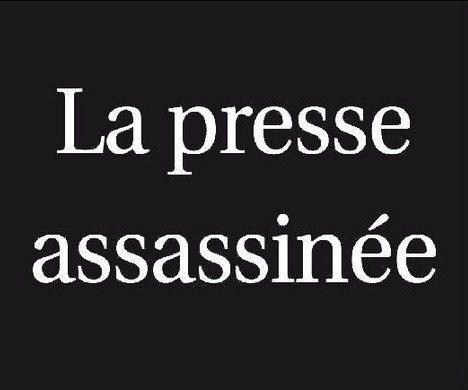 Charlie Hebdo fait la une de la Presse