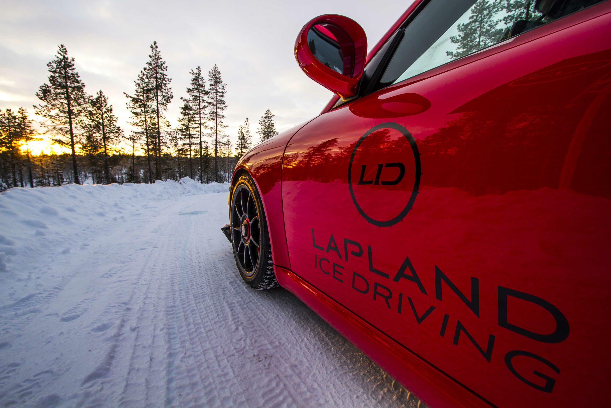 Creads, en piste pour 2016 avec Laponie Ice Driving !