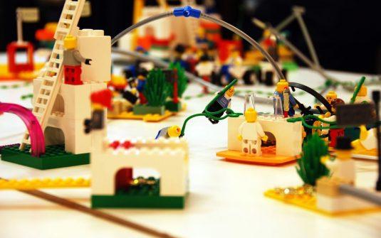 Quand les Lego aident à la créativité en entreprise