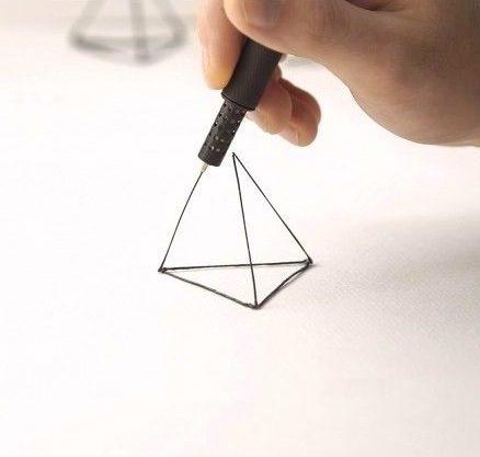 Le Stylo 3D va révolutionner la créativité !