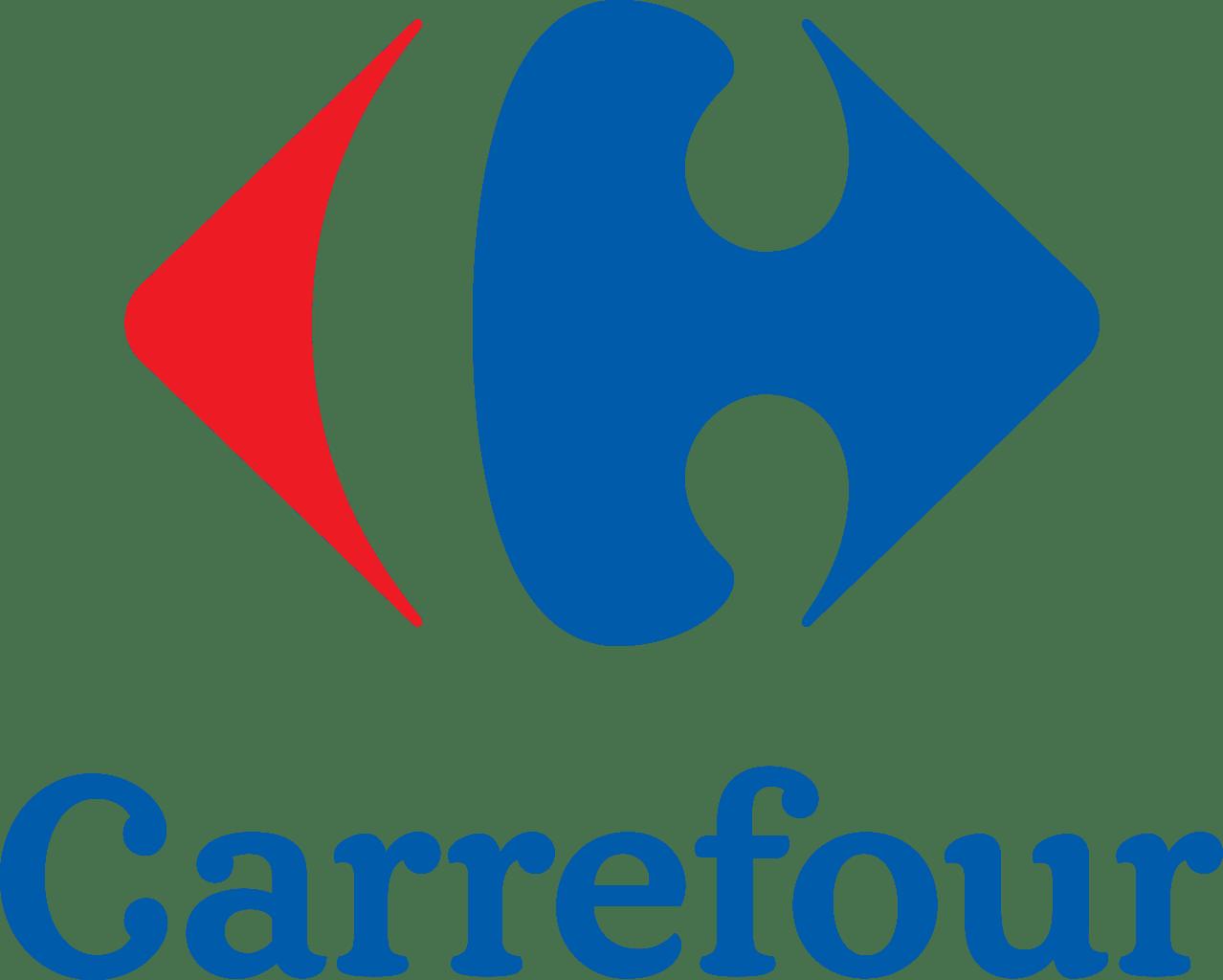 Décryptage du logo Carrefour