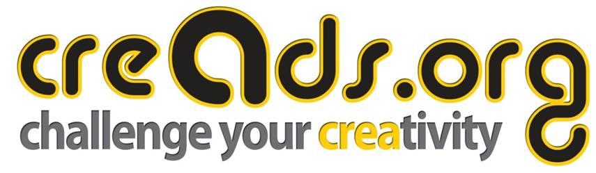 L'évolution de Creads : Notre logo.