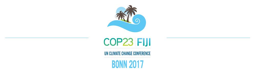 Décryptage du logo de la COP23 : la nature fidjienne mise en scène