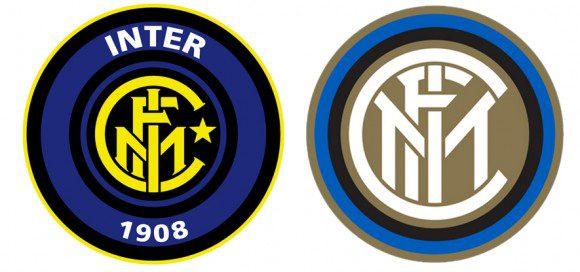 nouveau logo Inter de Milan